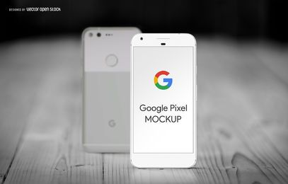 Google Pixel Smartphone-Modell