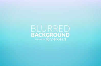 Blue gradient blur background