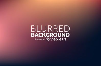 Dark gradient blur background