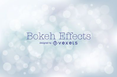 Fondo plateado bokeh