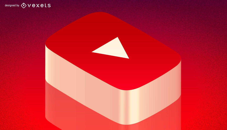 Banner de cabeçalho de artigo do Youtube