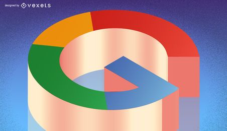 Google+ article header banner
