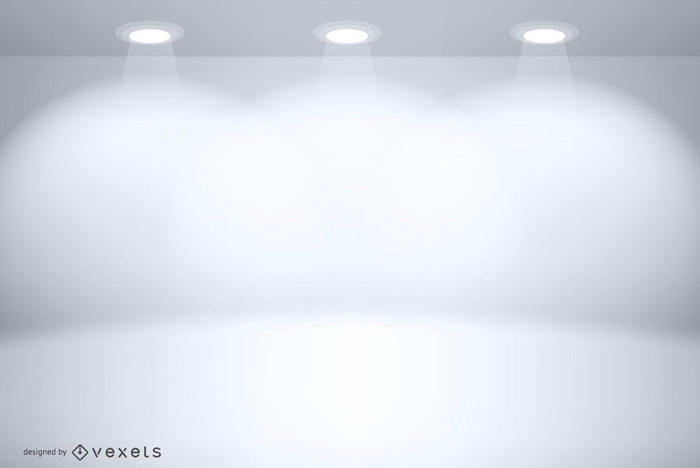 Studio Backdrop Mockup Vector Download