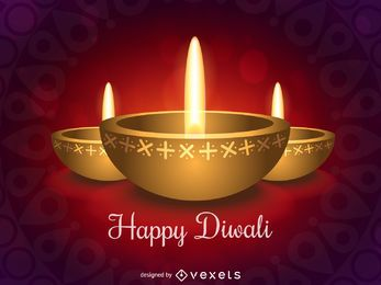 Happy Diwali design