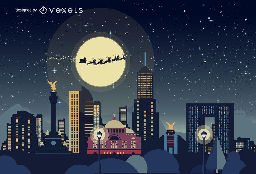 Skyline de Natal do México