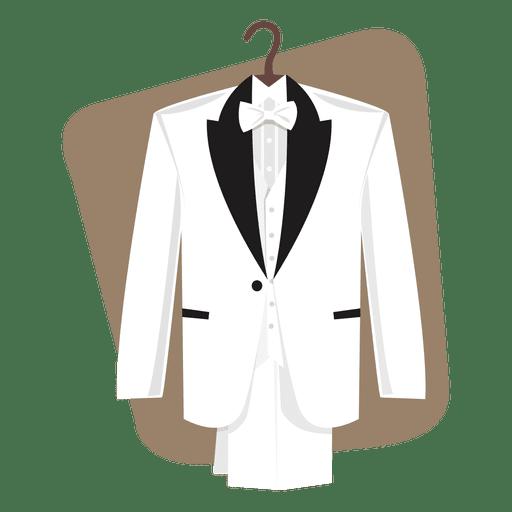 Wedding suit groom celebration