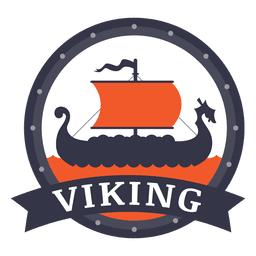 Viking War Badge