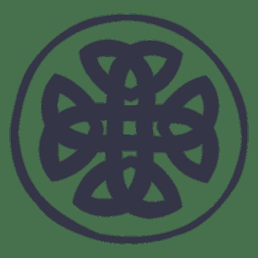 Emblema celta nórdico