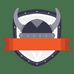 Insignia de guerra casco
