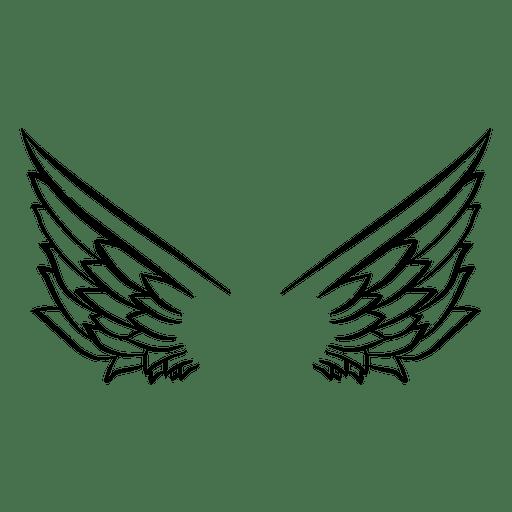 Open wing logo 03