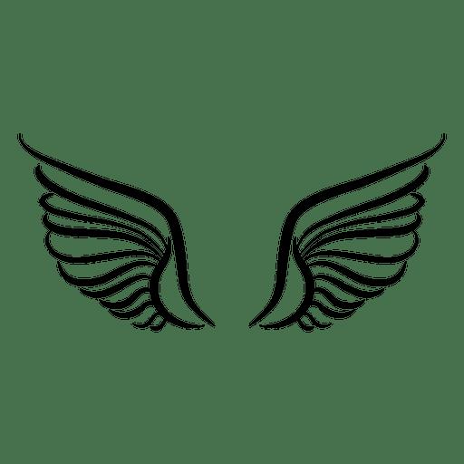 Open wing logo 04
