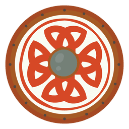 Guerra escudo rojo