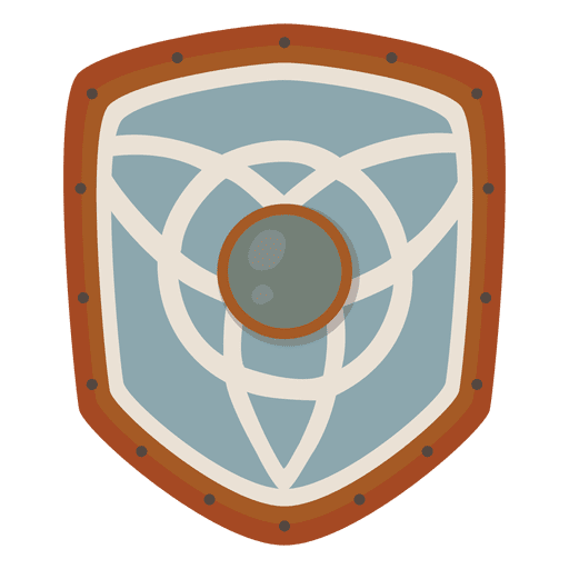 Soldier war shield icon Transparent PNG