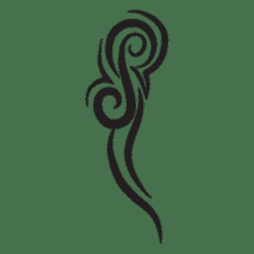 Ornament tribal pinstripes Transparent PNG