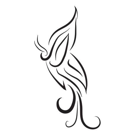 Ornamento tribal a rayas diseño Transparent PNG