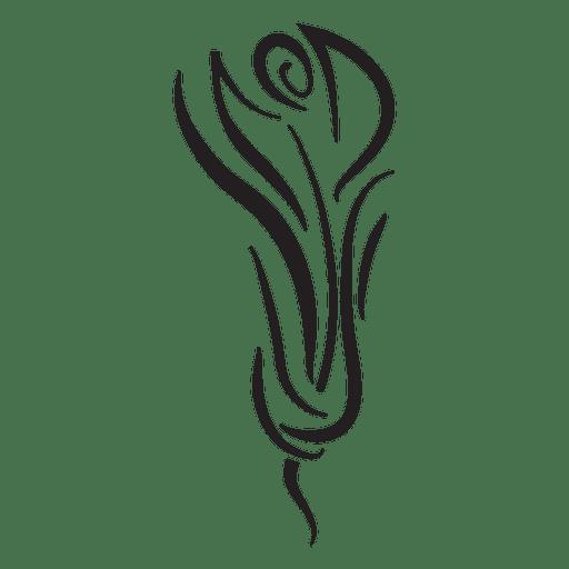 Tribal pinstripes tattoo - Transparent PNG & SVG vector