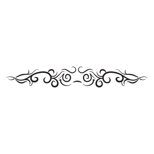 Tribal tattoo - Transparent PNG & SVG vector