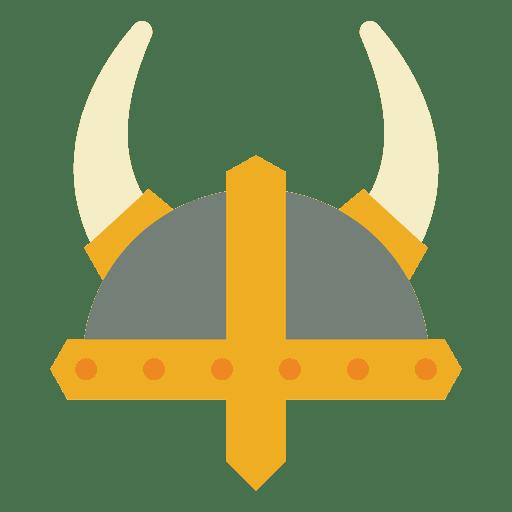 Casco guerrero vikingo guerra Transparent PNG