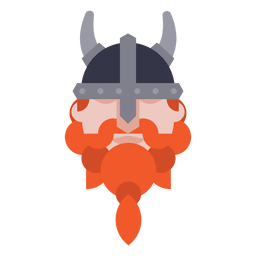 Viking soldier avatar