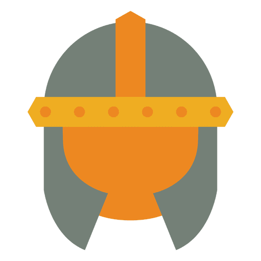 Casco guerra icono vikingo Transparent PNG
