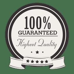 Insignia vintage 100% garantizada