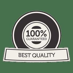 100% garantierte Vintage-Siegel