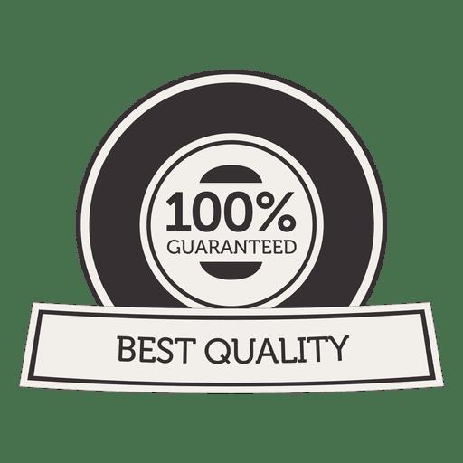 100% garantierte Vintage-Siegel Transparent PNG