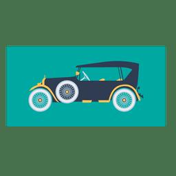 1921 hcs touring car