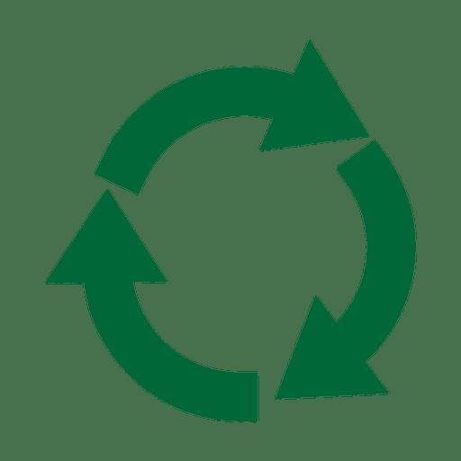 Icono de reciclaje circle.svg