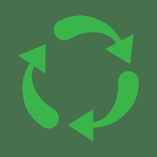 Recycling Arrow Circle Svg Transparent Png Amp Svg Vector