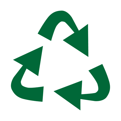 Recycling symbol triangle.svg - Transparent PNG & SVG vector