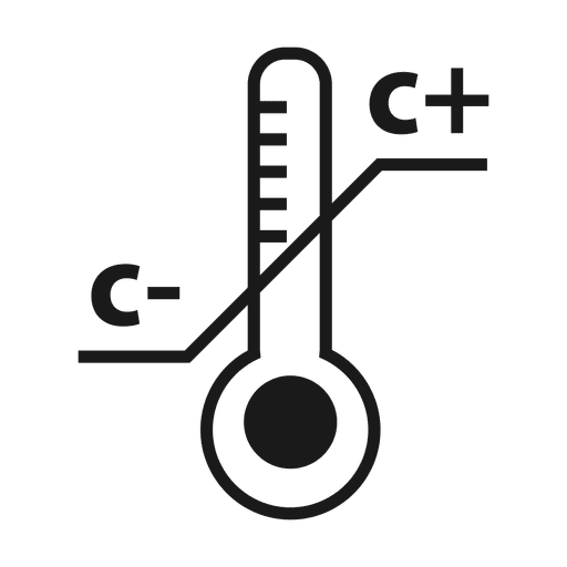 Temperature thermometer icon.svg