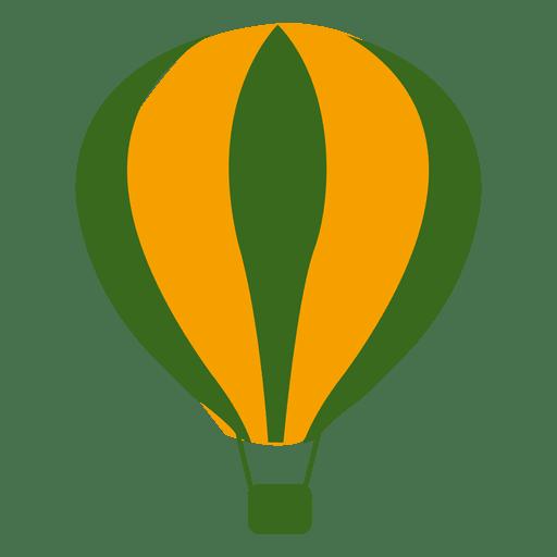 Icono aerostatico Transparent PNG