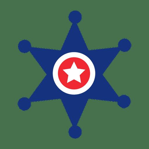 America flag print star Transparent PNG