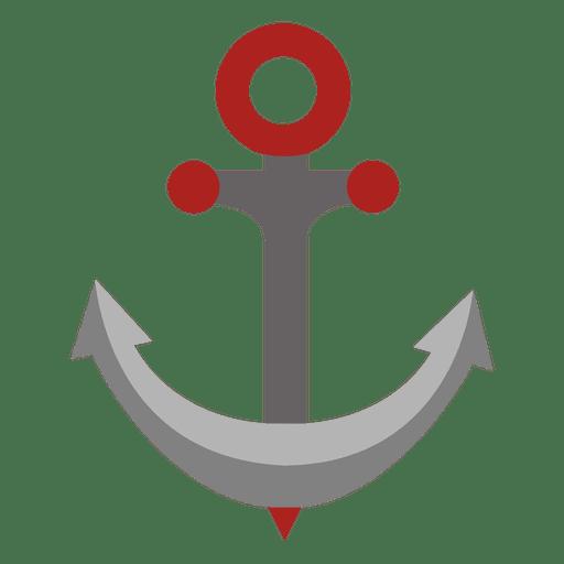 Icono de ancla Transparent PNG