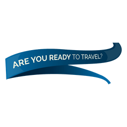 Are you ready to travel