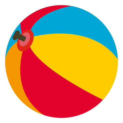 Beachball icon Transparent PNG