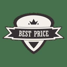 Mejor precio etiqueta retro