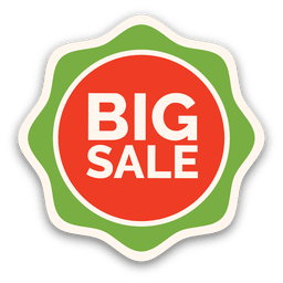 Big sale star tag