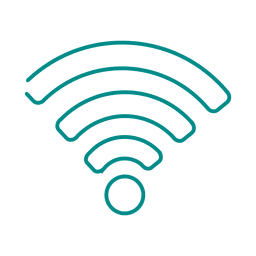 Blue wifi line icon2.svg