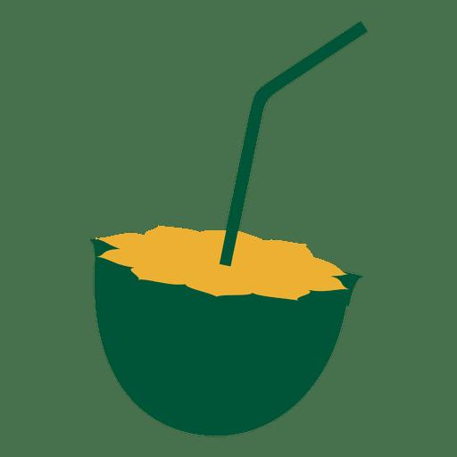 Brazil cocktail Transparent PNG