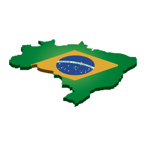 Brazil landmark flag Transparent PNG