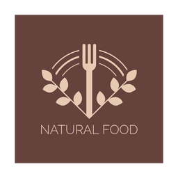 Brown fork leaves label.svg