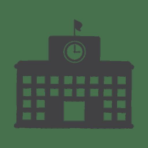Icono del palacio de buckingham Transparent PNG