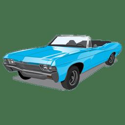 Buick Roadmaster de coches de época