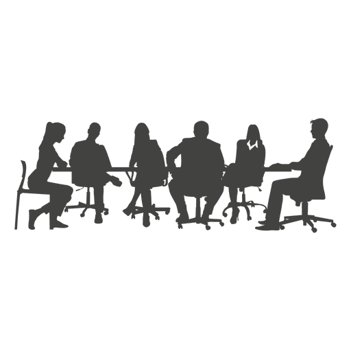 Reunión de equipo de personas de negocios - Descargar PNG ...
