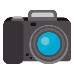 Icono de cámara de viaje