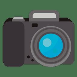 Icono de viaje de la cámara