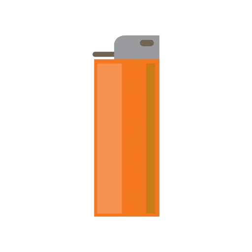 Camping Lighter Icon Transparent Png Svg Vector