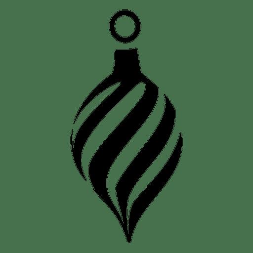 Decoracion de bolas de navidad Transparent PNG